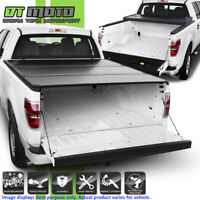 Hard Tri-Fold Tonneau Cover For 2004-2014 Ford F150 Crew Cab Styleside 5.5FT Bed