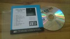 CD POP Lost in the Trees-Past Life (10 chanson) PROMO ANTI-Records CB