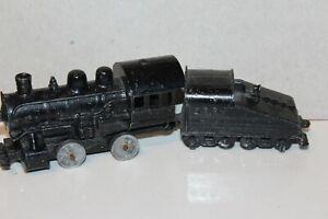 VINTAGE 1950'S HUBLEY DIE CAST TRAIN ENGINE 31 AND TENDER SRR 766R