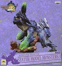 Japan Banpresto Monster Hunter 3G DX Statue Model Figure Vol 3 Bracchidios