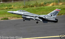 SkyFlight  LX 51.2in F16 Falcon RTF RC Airplane Model 70mm EDF ESC Motor Battery