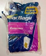 8 Replacement vacuum bags for Sears/Kenmore 50686 upright VACUUM