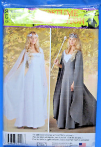 Halloween Good Witch Evil Costume Halloween Simplicity Sewing Pattern c1551 8-14