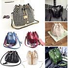 Women Ladies Leather Handbag Shoulder Bag Messenger Hobo Tote Bag Purse Satchel