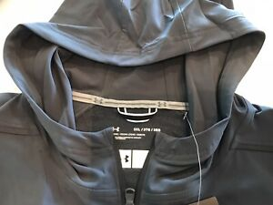 Bnwtags Under Armour Mens 1/2 zip SS Hoody jersey Like! $75 3XL Loose Fit, Fall