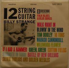 BILLY Strange - 12 corde di Chitarra (SAV 8022) VINILE LP ALBUM; UK 1963-NM/In buonissima condizione +
