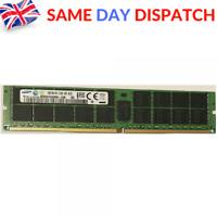 Samsung 1x 16GB 2Rx4 PC4-2133R PC4-17000 SERVER Memory RAM DDR4 M393A2G40BB0-CQB