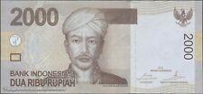 TWN - INDONESIA 148h - 2.000 2000 Rupiah 2016 UNC Prefix UTS