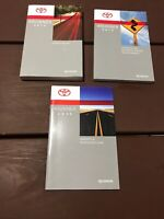 2015 Toyota 4Runner Owners Manual With Navigation OEM Free Shipping