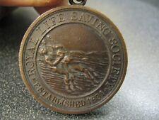 New listing 1925 Royal Life Saving Society Award / Token - Named