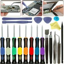 20 in 1 Screwdriver Set & Bits Mobile Phone Repair Tool Kit For iPhone Samsung