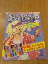BARBIE #25 3RD-16TH OCTOBER 1986 IPC BRITISH WEEKLY^