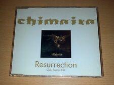 CHIMAIRA - Resurrection CD PROMO 2007 +RAR+ Lamb Of God Machine Head Slipknot