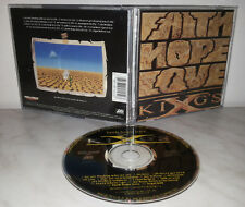 CD KING'S X - FAITH HOPE LOVE