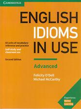 Cambridge ENGLISH IDIOMS IN USE ADVANCED Second Edition 2017 @NEW@