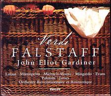 Verdi Falstaff Gesamtaufnahme Ital Martinpelto Moore und Gardiner