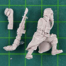 Death Korps of Krieg Squad advaning Soldat #02 Forge World 40K 1872