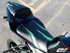 KAWASAKI ZX-10R  2008-2010 RIDER & PASSENGER SEAT COVERS MONSTER EDITION LUIMOTO