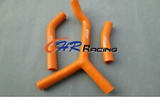 silicone radiator hose for KTM 200/250/300 EXC/XC 2004-2007 2005 2006 2007