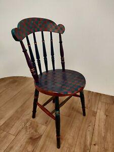 Hand Painted Farmhouse Chair