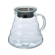 800ml glass pour over coffee carafe
