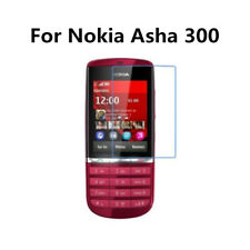 3pcs For Nokia Asha 300 High Clear/Matte/Anti Blue Ray/Nano Explosion Film