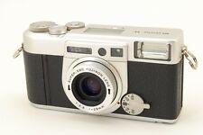 【AB Exc+】 Fujifilm KLASSE W Silver 35mm Point & Shoot Film Camera JAPAN #2797