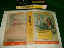 Betamax *TREASURE ISLAND* ULTRA RARE & UNIQUE! Intervision Carton Issue - NO Dvd