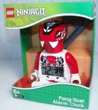 Lego Ninjago Fang-Suei Mini-Figure Alarm Clock /brand new