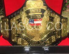 WCW United States USA Championship Title Replica Belt