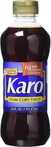 Karo Dark Corn Syrup 473ml