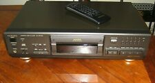 Technics SL-PS770A CD player - transport + remote- class A DAC - Low distortion