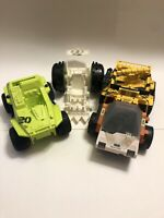 G.I. Joe Vintage Vehicles Badger 220, Tiger Force, Artic Blast Hasbro 3 Toys