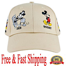 Brand New Disney Cap Adult Hat Mickey Years Hat Original