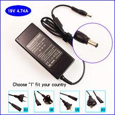 AC Power Adapter Charger for ASUS X8 X71 X73V X81 X82 V1 V1J V1Jp V6 A7Vc F3Jr