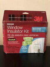 3M  Clear Window Film Insulator Kit 3'*5'