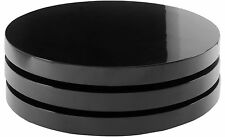 More details for blank acrylic coasters &  placemats 5 mm thick acrylic round shape