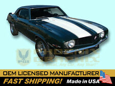 1969 Chevrolet Camaro Z28 & Indy 500 Pace Car VINYL Decals & Stripes Kit