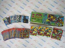 Super Dimension Orguss Mini Card Part 1 Set of 55 W/ Box Japan Macross Robotech
