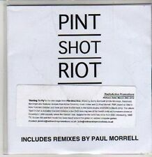 (CS578) Pint Shot Riot, Starting to Fly - 2012 DJ CD