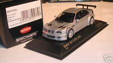 BMW M3 GTR StreetSilver 2001 Exclusive for Kyosho Japan