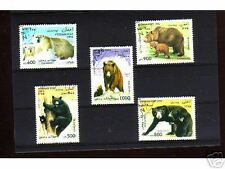 1038++AFGHANISKAN   SERIE TIMBRES  OURS  N°1