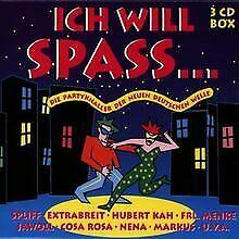 Ich Will Spass... Die Partyknaller der Neuen Deutschen Wel... | CD | Zustand gut