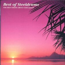 Red Stripe Ebony Steelband Best of steeldrums [CD]