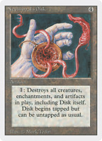 Nevinyrral's Disk X (1) MTG Revised Excellent Near Mint - R267 - 4RCards
