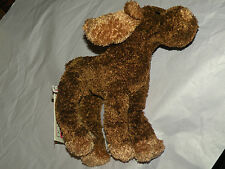 Douglas Loosey Moose Plush Cuddle Toy Mint with tags