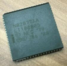 Diskettencontroller N82077AA Chip für GoldenGate Bridgeboard Amiga Commodore NOS