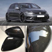 VW Golf MK7 Carbon Fibre Effect Wing Mirror Covers GTI Golf R GT TDI 2013-2017