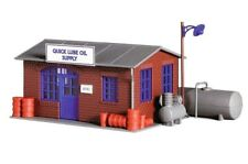 """HO Scale - Quick Lube Oil Supply """"Factory Built"""" MDP-788"""