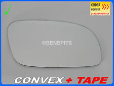 Wing Mirror Glass For VW TOURAN 2003-2010  CONVEX + TAPE Right Side #1029 5